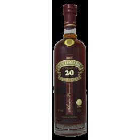 Rhum Centenario 20 ans...