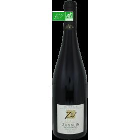 Alsace Pinot Noir...