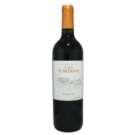 Clos Fontaine 2015 Francs...