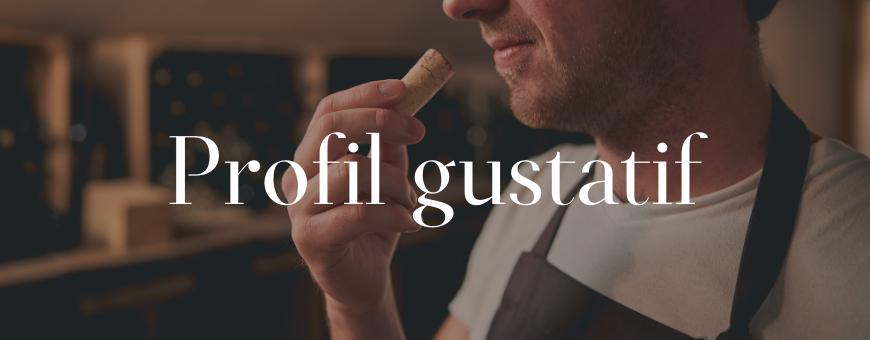 Profil gustatif des vins