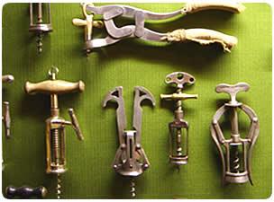 Outils vigneron - Musée du vin Laly AUTUN